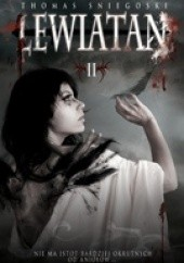 Okładka książki Lewiatan Thomas Sniegoski