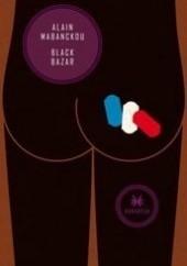 Okładka książki Black Bazar Alain Mabanckou