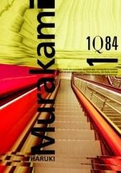 Okładka książki 1Q84 - t. 1 Haruki Murakami