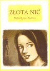 Okładka książki Złota nić Maria Buyno-Arctowa