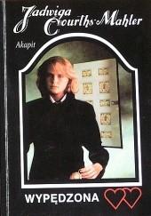 Okładka książki Wypędzona Jadwiga Courths-Mahler