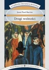 Okładka książki Drogi wolności Jean-Paul Sartre
