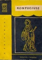 Okładka książki Konfucjusz Tadeusz Żbikowski