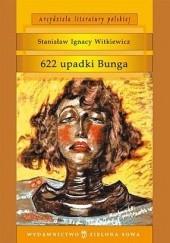 Okładka książki 622 upadki Bunga, czyli demoniczna kobieta