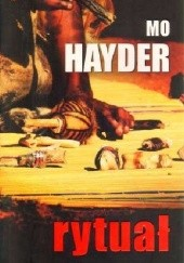 Okładka książki Rytuał Mo Hayder