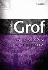 Okładka książki Najdalsza podróż Stanislav Grof
