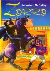 Okładka książki Zorro Johnston McCulley