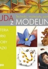 Okładka książki Cuda z modeliny. Techniki, materiały, pomysły Sue Heaser