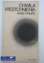 Okładka książki Chwila westchnienia Anne Philipe