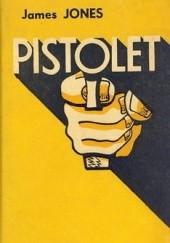 Okładka książki Pistolet James Jones