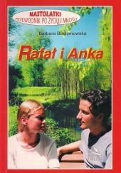 Okładka książki Rafał i Anka Barbara Borzymowska