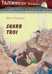 Okładka książki Skarb Troi