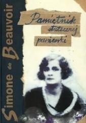 Okładka książki Pamiętnik statecznej panienki Simone de Beauvoir