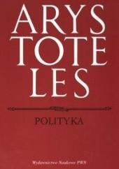 Okładka książki Polityka Arystoteles