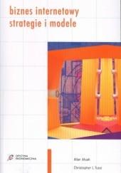 Okładka książki Biznes internetowy - strategie i modele Allan Afuah