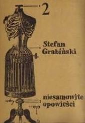 Okładka książki Niesamowite opowieści - zeszyt 2 Stefan Grabiński