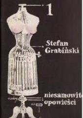 Okładka książki Niesamowite opowieści - zeszyt 1 Stefan Grabiński