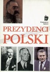 Okładka książki Prezydenci Polski Andrzej Ajnenkiel