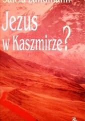 Okładka książki Jezus w Kaszmirze? Salcia Landmann