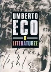 Okładka książki O literaturze Umberto Eco