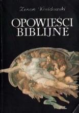 Okładka książki Opowieści biblijne