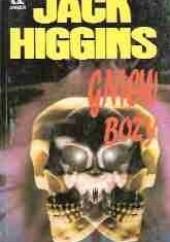 Okładka książki Gniew Boży Jack Higgins