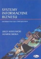 Okładka książki Systemy informacyjne biznesu wyd. PLACET Jerzy Kisielnicki