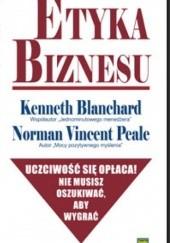 Okładka książki Etyka biznesu Ken Blanchard,Norman Vincent Peale