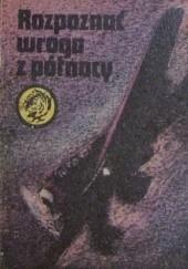 Okładka książki Rozpoznać wroga z północy Kazimierz Sławiński