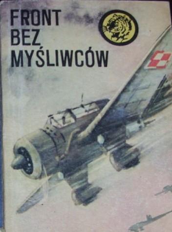 Okładka książki Front bez myśliwców Wacław Król