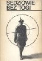 Okładka książki Sędziowie bez togi Ryszard Jegorow