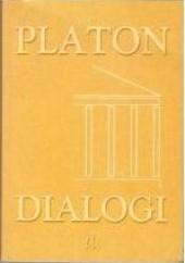 Okładka książki Dialogi Platon