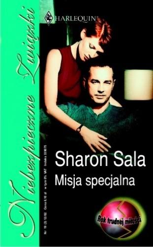 Okładka książki Misja specjalna Sharon Sala