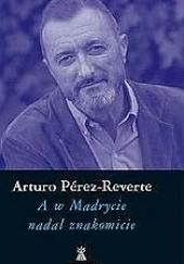 Okładka książki A w Madrycie nadal znakomicie