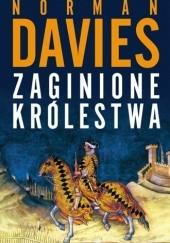 Okładka książki Zaginione królestwa Norman Davies