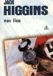 Okładka książki Noc lisa Jack Higgins