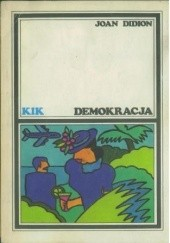 Okładka książki Demokracja Joan Didion
