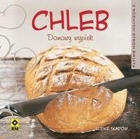 Okładka książki Chleb. Domowy wypiek Skadow Ulrike