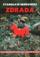 Okładka książki Zdrada Stanisław Srokowski