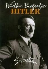 Okładka książki Hitler Katarzyna Fiołka