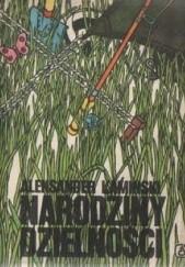 Okładka książki Narodziny dzielności Aleksander Kamiński