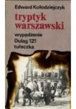 Okładka książki Tryptyk warszawski