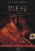 Okładka książki Riese. Hitlerowskie podziemia śmierci. Zbigniew Dawidowicz