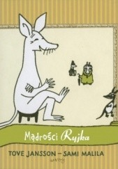 Okładka książki Mądrości Ryjka Tove Jansson,Sami Malila