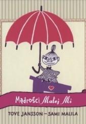 Okładka książki Mądrości Małej Mi Tove Jansson,Sami Malila