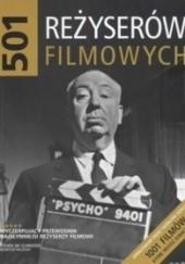 Okładka książki 501 reżyserów filmowych Steven Jay Schneider