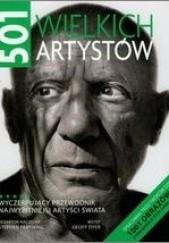 Okładka książki 501 wielkich artystów
