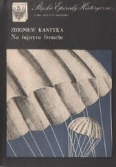 Okładka książki Na tajnym froncie
