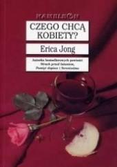Okładka książki Czego chcą kobiety Erica Jong