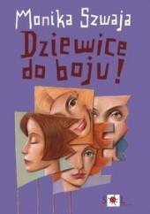 Okładka książki Dziewice do boju Monika Szwaja